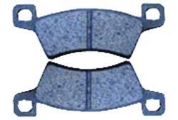Microcar MC1/MC2 Bremsbeläge hinten